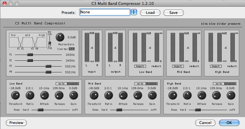 Podcasting with Software Compressors vs  Hardware Compressors
