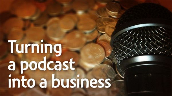 Turning a podcast into a business (with Gordon Firemark)