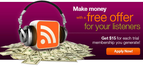 How to Make Money through Audible from Your Blog or Podcast