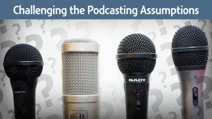 Does podcast audio/video quality ACTUALLY matter? Is a