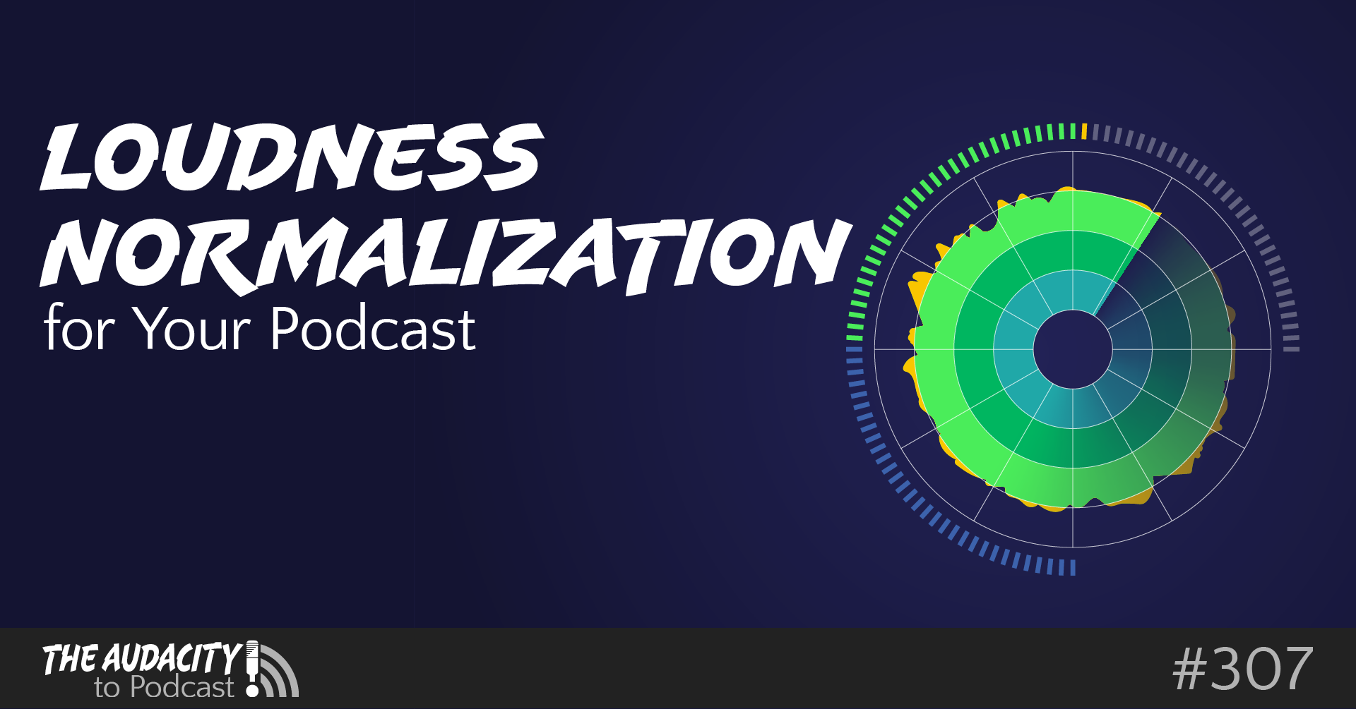 Why and How Your Podcast Needs Loudness Normalization
