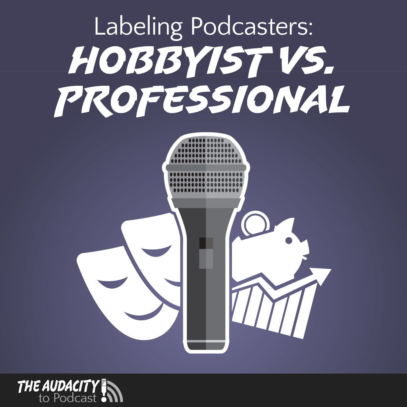 Labeling Podcasters: Hobbyist vs. Professional